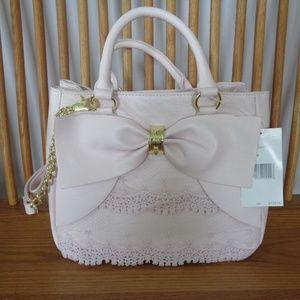 Betsey Johnson Pink Handbag